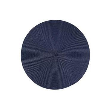 Imagem de Jogo americano redondo - Azul Marinho