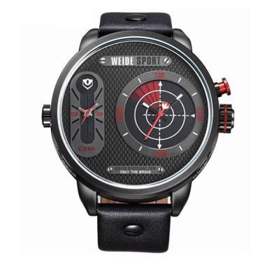 a8db1f15894 Relógio Masculino Weide Analógico Wh-3409 Pt-Vm