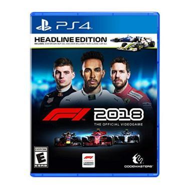Formula 1 2018 Special Edition - Ps4