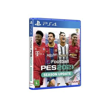 Jogo PS4 PES 2021 PS4 BLU-RAY