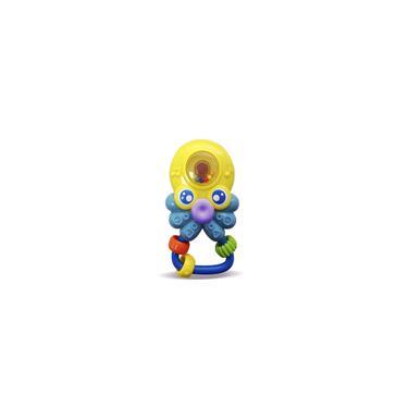 Imagem de Chocalho Musical Luzes e Som Infantil Polvo Zoop