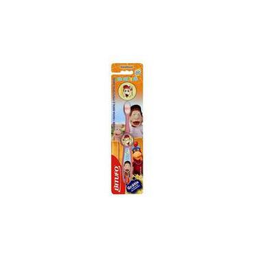 Escova Dental Infantil Cocorico De A 5 Anos 3cf004eb827f