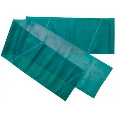 Faixa elástica 1,5m - Thera Band - 1,5m - Verde - Forte