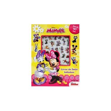 Minnie: Livro de Imãs Fofinhos - Melbooks - 9788506070147