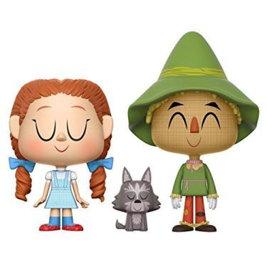 Imagem de Funko Vynl: O Mágico de Oz – Pacote com 2 bonecos colecionáveis Dorothy & Scarecrow
