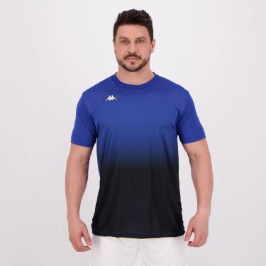 Camisa Kappa Clair Azul - P