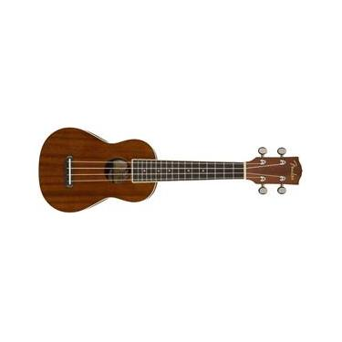 Ukulele Fender 097 1620 Seaside Soprano 522 Natural
