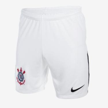 Shorts Nike Corinthians 2017  2018 Torcedor Masculino 2866c12486624
