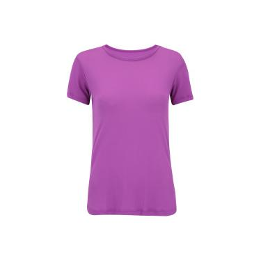 Camiseta Oxer Porus Básica - Feminina - ROXO Oxer 2ab8c43001bec