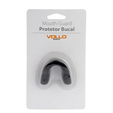 Protetor Bucal Vollo sem Estojo VM501 - Preto