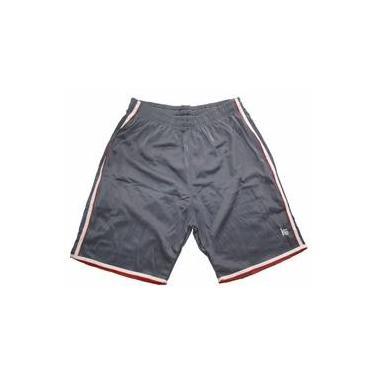 b95621319a Bermuda Masculina Esporte Academia Com Bolsos Laterias E Bordado Frent s 367
