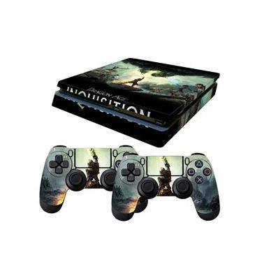 Skin PS4 Slim Dragon Age Inquisition