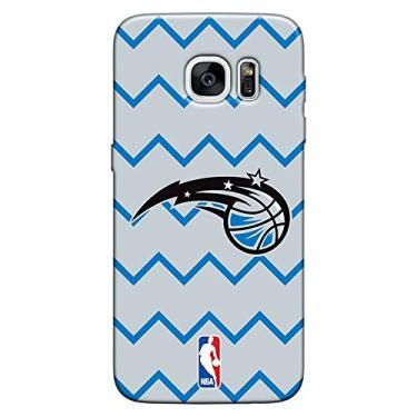 Capa de Celular NBA - Samsung Galaxy S7 Edge - Orlando Magic - E20