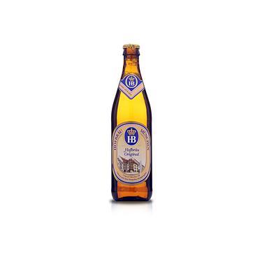 Cerveja Alemã Hofbräu Müncher HB Original - 500ml