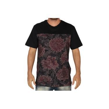 Camiseta Especial Mcd Peonie Garden Core - Floral