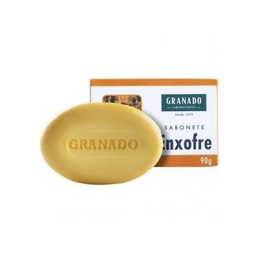 Granado Enxofre Para Pele Acneica Sabonete 90g