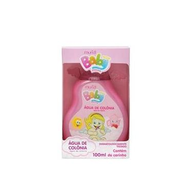 Imagem de Água De Colônia Para Bebes Muriel Baby 100 Ml Rosa