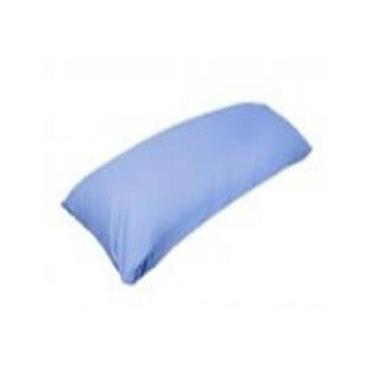 Imagem de Fronha Para Travesseiro Xuxão  Microfibra 170 Fio Azul Claro