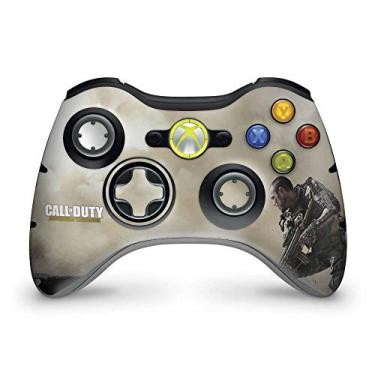 Skin Adesivo Para Xbox 360 Controle - Call Of Duty Modern Warfare