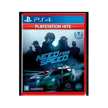 Game: Need For Speed 2015 - Ps4 - Hits - Mídia Física