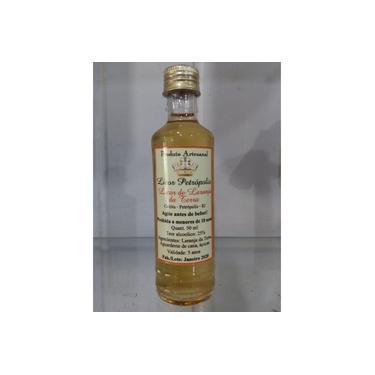Licor 50 ml Laranja da Terra - Licor Petrópolis