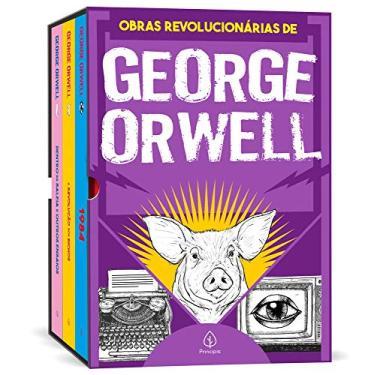 Imagem de As obras revolucionárias de George Orwell - Box com 3 livros