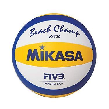 Imagem de Bola de Vôlei de Praia VXT30 Mikasa