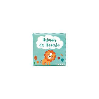 Imagem de Livrinho De Banho Buba Infantil Animais Da Floresta de Bebê