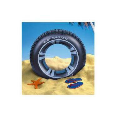 Bóia Circular Pneu 91cm - Bestway