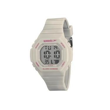 cf2545c1daa Relógio Feminino Digital Speedo 80615L0EVNP2 – Branco