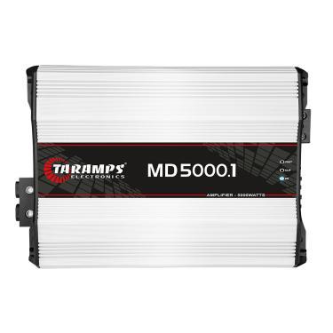 Módulo Taramps Md 5000.1 5000w Amplificador Automotivo Módulo Taramps Md 5000.1 1 Ohm 5000w Amplificador Automotivo