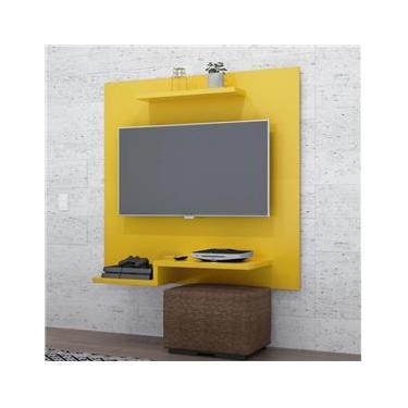 Painel Para TV Jet Plus - Amarelo - Lojas RPM