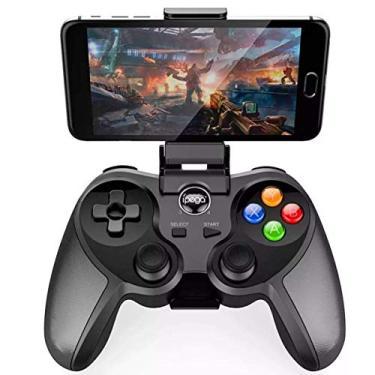 Controle Joystick Para Jogo Android Celular Bluetooth Ipega