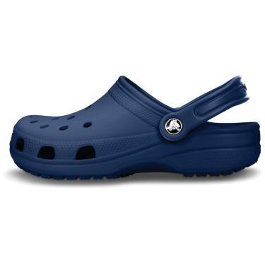 Sandália Crocs Classic Clog Azul  masculino