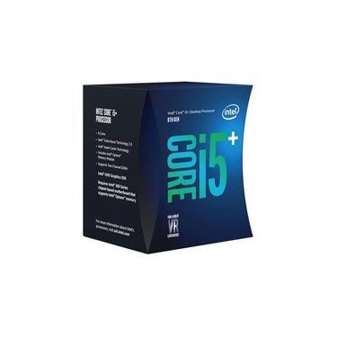 Processador Intel 8400 Core I5+ C/ Intel Optane (1151) 2.80 GHZ BOX - BO80684I58400 - 8ª GER