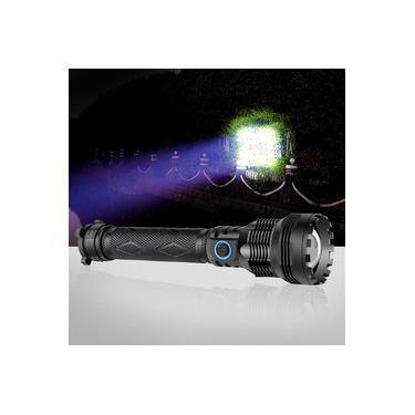 Xanes XHP70 2000LM Lanterna LED Brilhante USB Recarregável Tático Zoom 3 Modos Tocha Luz Lâmpada de Trabalho de Emergência Lanterna Tocha