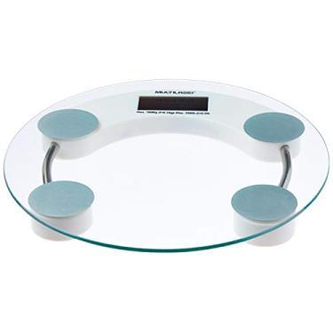 Balança Eatsmart Digital LCD, Multilaser, HC039, Branco
