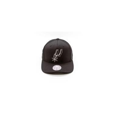 Boné Mitchell & Ness Snapback San Antonio Spurs