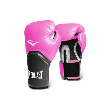 1b66f39d2 Luva Pro Style Elite Training - Everlast - ROSA - 12 OZ