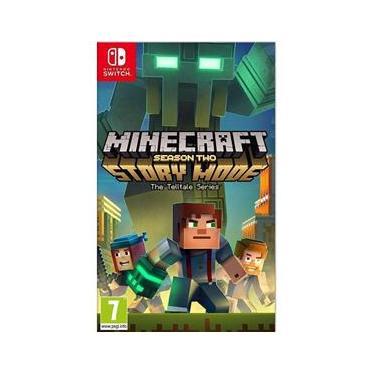 Nintendo Switch - Minecraft Story Mode 2