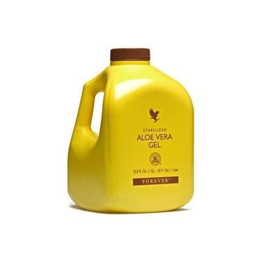 Aloe Vera Gel 1 litro Suco Babosa