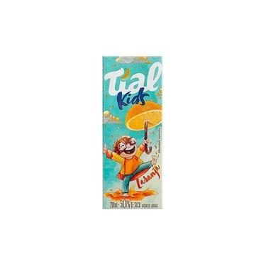 Suco Tial Kids Laranja