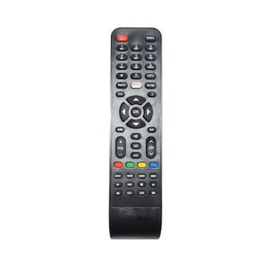 Controle Remoto TV LCD Philco Netflix Acompanha 4 Pilhas