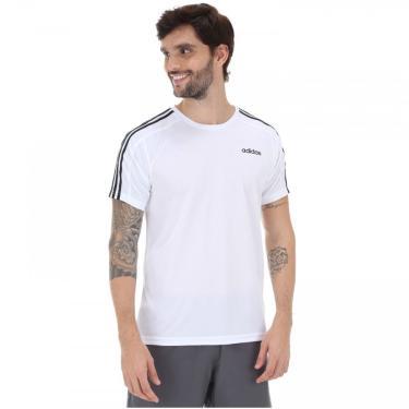 Camiseta adidas D2M 3S 19 - Masculina adidas Masculino