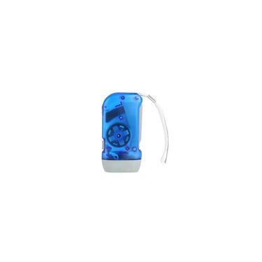 Lanterna portátil dínamo de 3 led, adequada para casa, atividades ao ar livre