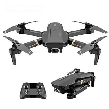 XUANWEI Mini Controle Remoto de Avião Drone Fotografia Aérea Fotografia Aérea 4K HD sem Fio Wifi Quadcopter Câmera Aérea Dobrável