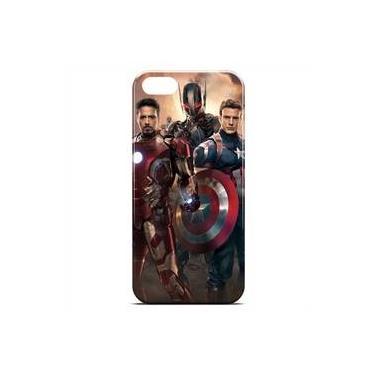 Capa Para Iphone 5c De Plástico - The Avengers - Os Vingadores 3