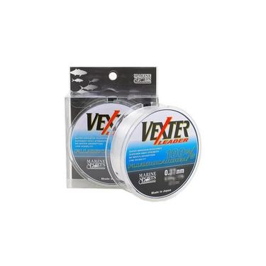 Linha Pesca Fluorcarbono Leader Vexter Marine Sports 0.47mm 29 Lbs
