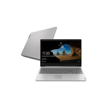 Notebook Lenovo Ultrafino ideapad S145 Dual Core N4000 Memória 8GB HD SSD 240GB Windows 10 - Super Rápido