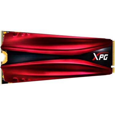 SSD Adata XPG Gammix S11 Pro, 2TB, M.2 NVMe, Leitura 3500MB/s, Gravação 3000MB/s - AGAMMIXS11P-2TT-C
